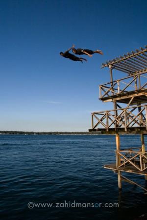 Fly… I Jump… U Jump…