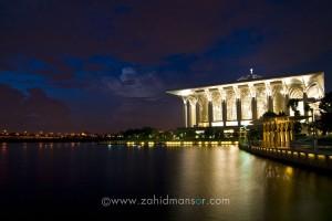 Masjid Sultan Mizan Zainal Abidin, Putrajaya